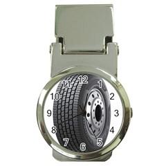 Tire Money Clip Watches