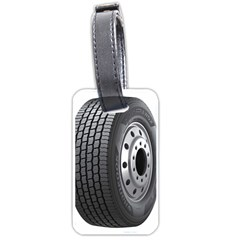 Tire Luggage Tags (two Sides)