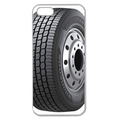 Tire Apple Seamless Iphone 5 Case (clear)