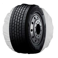 Tire Large 18  Premium Round Cushions