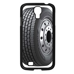 Tire Samsung Galaxy S4 I9500/ I9505 Case (black)