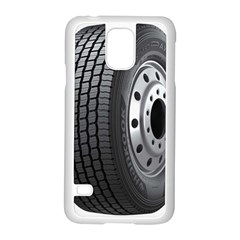 Tire Samsung Galaxy S5 Case (white)