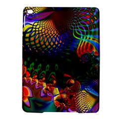 Colored Fractal Ipad Air 2 Hardshell Cases