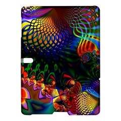 Colored Fractal Samsung Galaxy Tab S (10 5 ) Hardshell Case