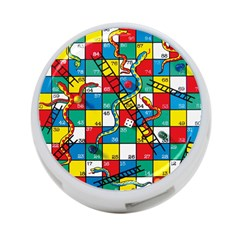 Snakes And Ladders 4 Port Usb Hub (two Sides)
