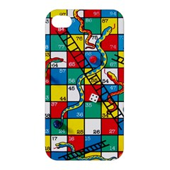 Snakes And Ladders Apple Iphone 4/4s Premium Hardshell Case