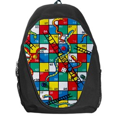 Snakes And Ladders Backpack Bag