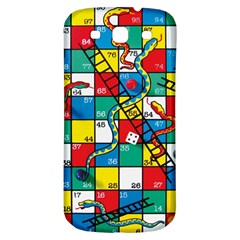 Snakes And Ladders Samsung Galaxy S3 S Iii Classic Hardshell Back Case
