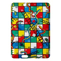 Snakes And Ladders Kindle Fire Hdx Hardshell Case