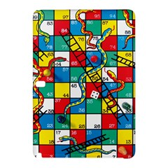 Snakes And Ladders Samsung Galaxy Tab Pro 10 1 Hardshell Case