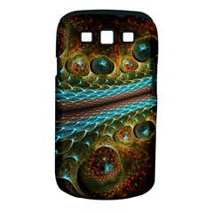 Fractal Snake Skin Samsung Galaxy S Iii Classic Hardshell Case (pc+silicone)
