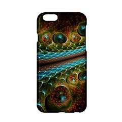 Fractal Snake Skin Apple Iphone 6/6s Hardshell Case
