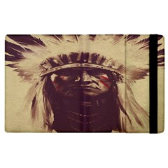Indian Apple Ipad 3/4 Flip Case