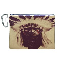 Indian Canvas Cosmetic Bag (xl)