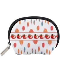 Strawberries Accessory Pouches (small)