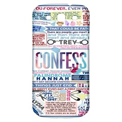 Book Collage Based On Confess Samsung Galaxy S3 S Iii Classic Hardshell Back Case