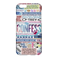 Book Collage Based On Confess Apple Iphone 6 Plus/6s Plus Hardshell Case