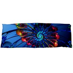 Top Peacock Feathers Body Pillow Case (dakimakura)