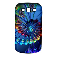 Top Peacock Feathers Samsung Galaxy S Iii Classic Hardshell Case (pc+silicone)