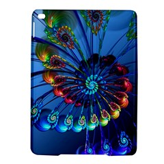 Top Peacock Feathers Ipad Air 2 Hardshell Cases