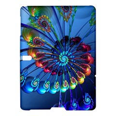 Top Peacock Feathers Samsung Galaxy Tab S (10 5 ) Hardshell Case