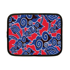 Batik Background Vector Netbook Case (small)