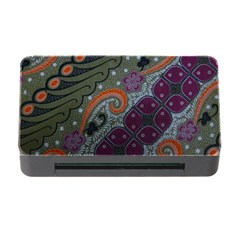 Batik Art Pattern  Memory Card Reader With Cf