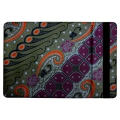 Batik Art Pattern  Ipad Air Flip