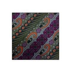 Batik Art Pattern  Satin Bandana Scarf
