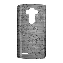Embossed Rose Pattern Lg G4 Hardshell Case