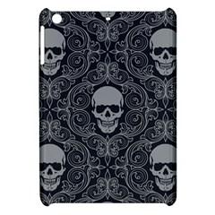 Dark Horror Skulls Pattern Apple Ipad Mini Hardshell Case