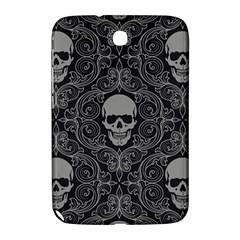 Dark Horror Skulls Pattern Samsung Galaxy Note 8 0 N5100 Hardshell Case