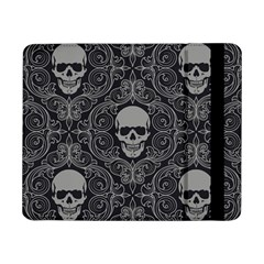 Dark Horror Skulls Pattern Samsung Galaxy Tab Pro 8 4  Flip Case