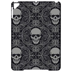 Dark Horror Skulls Pattern Apple Ipad Pro 9 7   Hardshell Case