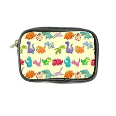 Group Of Funny Dinosaurs Graphic Coin Purse
