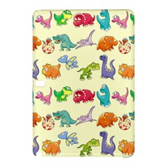 Group Of Funny Dinosaurs Graphic Samsung Galaxy Tab Pro 12 2 Hardshell Case