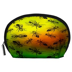 Insect Pattern Accessory Pouches (large)