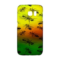 Insect Pattern Galaxy S6 Edge