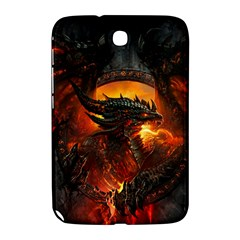 Dragon Legend Art Fire Digital Fantasy Samsung Galaxy Note 8 0 N5100 Hardshell Case