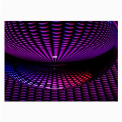 Glass Ball Texture Abstract Large Glasses Cloth (2 Side)