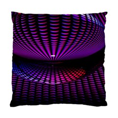Glass Ball Texture Abstract Standard Cushion Case (one Side)
