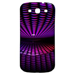 Glass Ball Texture Abstract Samsung Galaxy S3 S Iii Classic Hardshell Back Case