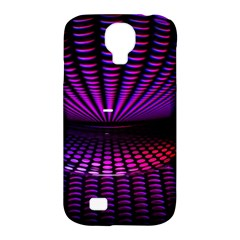 Glass Ball Texture Abstract Samsung Galaxy S4 Classic Hardshell Case (pc+silicone)