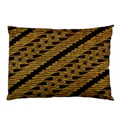 Traditional Art Indonesian Batik Pillow Case (two Sides)
