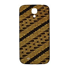 Traditional Art Indonesian Batik Samsung Galaxy S4 I9500/i9505  Hardshell Back Case