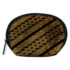 Traditional Art Indonesian Batik Accessory Pouches (medium)