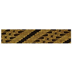 Traditional Art Indonesian Batik Flano Scarf (small)