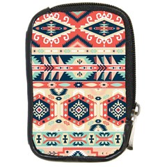 Aztec Pattern Compact Camera Cases
