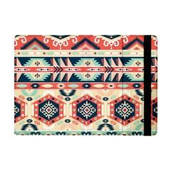 Aztec Pattern Apple Ipad Mini Flip Case