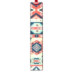 Aztec Pattern Large Book Marks
